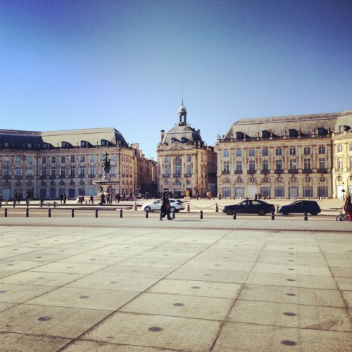 Private tour in Bordeaux